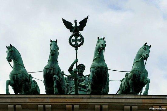 Vive Berlin Tours : porte de brandebourg