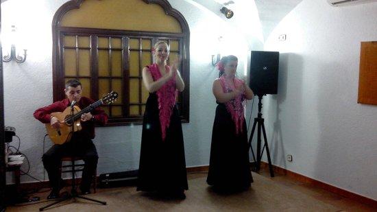 Santa Rosa: Soirée flamenco
