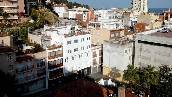 Santa Rosa: Vue du quartier  (du toit terrasse)