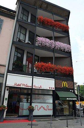 Hotel Milano Navigli: Hotel