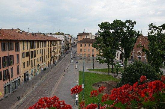 Hotel Milano Navigli: cityview