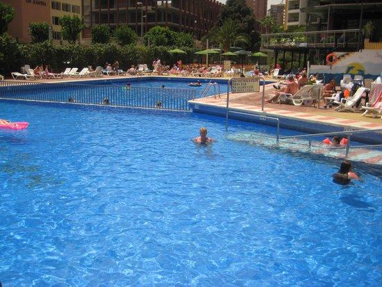 MedPlaya Hotel Rio Park: HAPPY HOLS