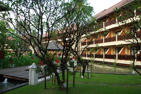 The Emerald Cove Koh Chang: Корпус отеля