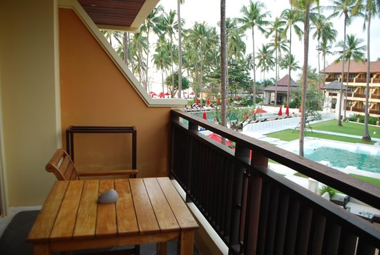The Emerald Cove Koh Chang : Балкон в номере