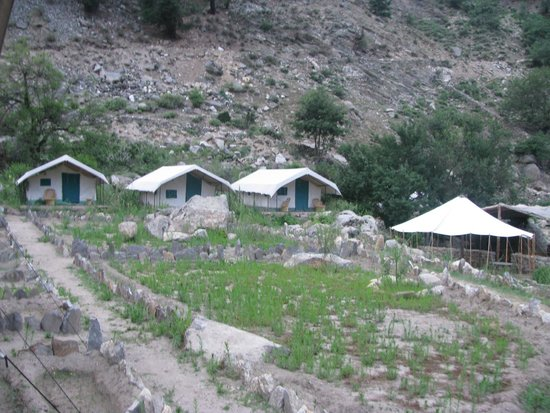 Kinner Camp Sangla: The Kinner Camps