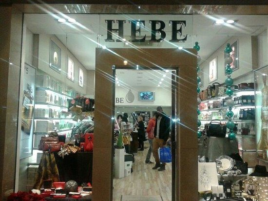 Perfumeria HEBE
