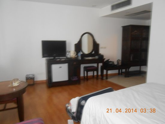 Eurana Boutique Hotel: chambre