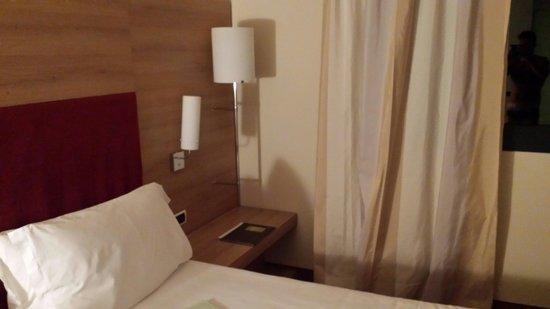 Hilton Garden Inn Milan Malpensa: Letto