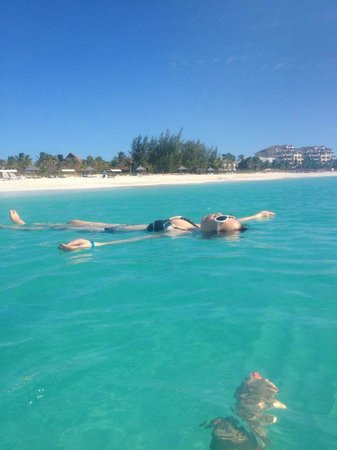 Club Med Turkoise, Turks & Caicos : Clear water