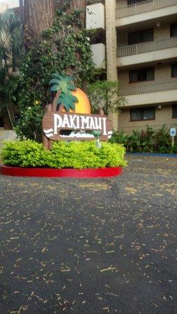 Paki Maui Resort : paki maui