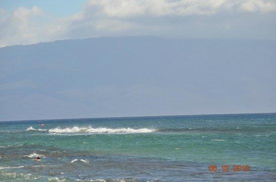 Paki Maui Resort : oceanfront view