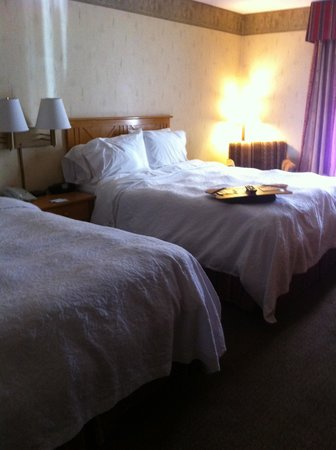 Country Inn & Suites by Radisson, Flagstaff, AZ: Room upon arrival
