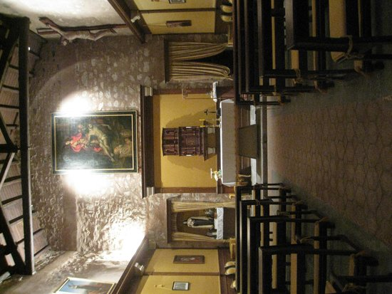 Relais Santa Anastasia : de kapel