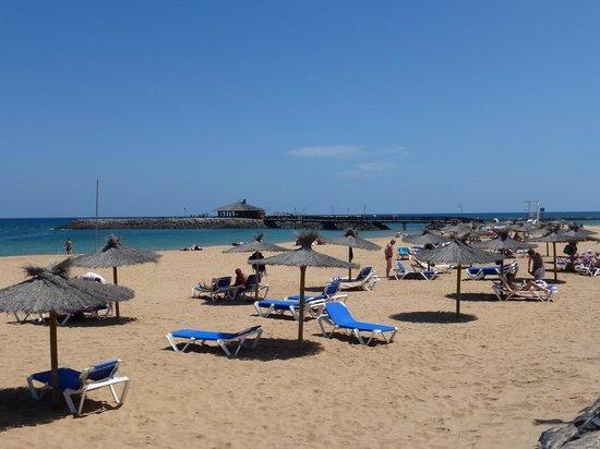 Hotel Elba Carlota : Beach