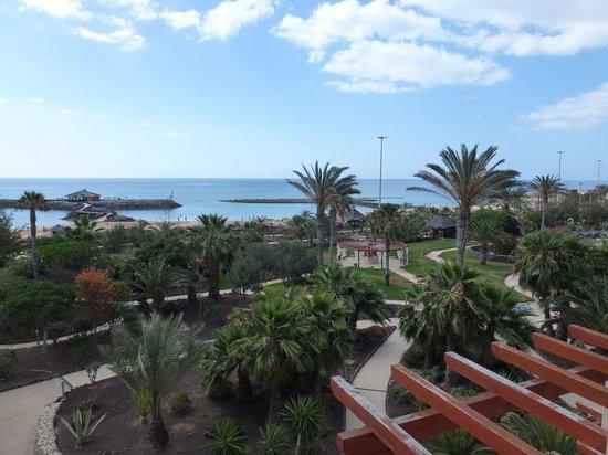 Hotel Elba Carlota : View from hotel