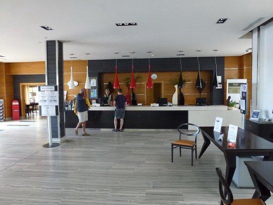 Hotel Elba Carlota : Reception