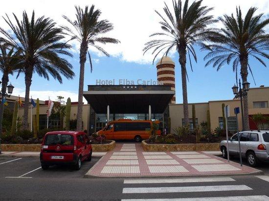 Hotel Elba Carlota : Hotel's entrance