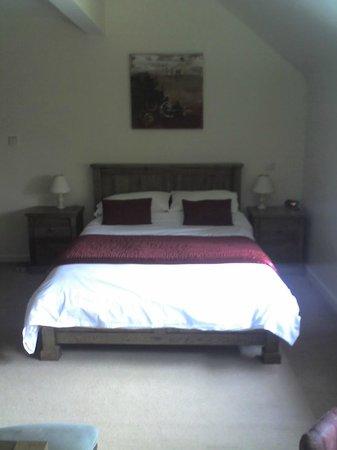 The Pilgrims Rest: bedroom