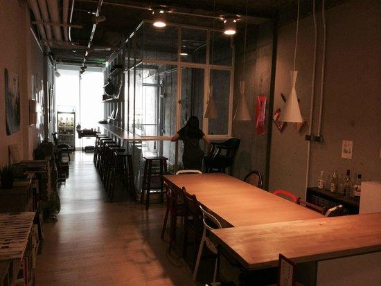 3080s Apartment: 餐廳