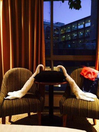 Olive Tree Hotel: Cena tête à tête