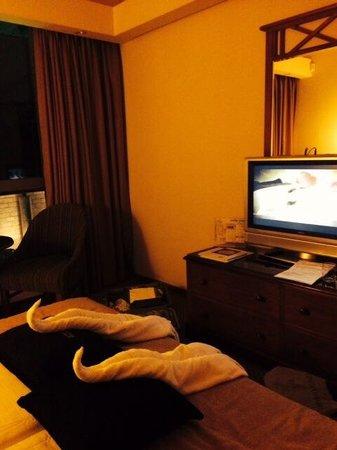 Olive Tree Hotel : ......e poi, si dorme...