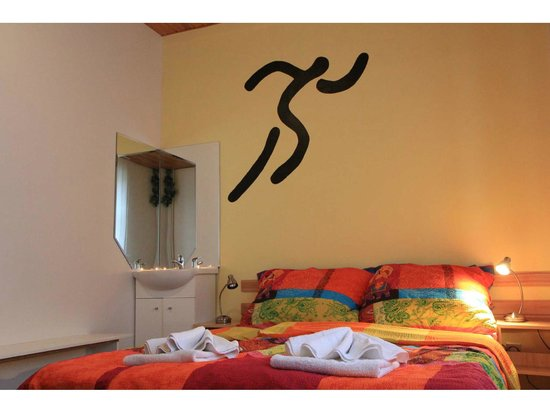 "Bed & Breakfast Penzion Brno: Room ""Runner"""