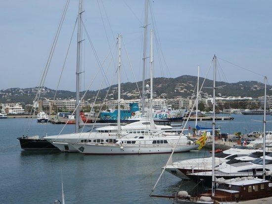 La Dama d'Eivissa: la marina