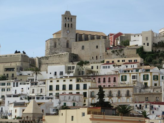 La Dama d'Eivissa: citadelle