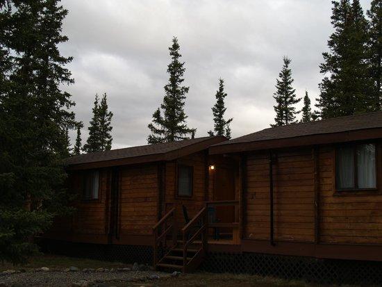 Denali Cabins: Sample cabins