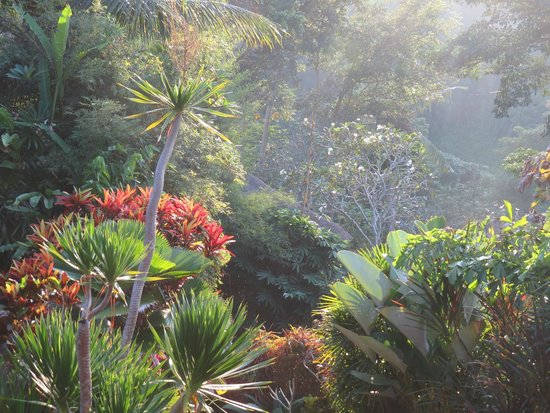 Pita Maha Resort and Spa: Blick von der Lobby