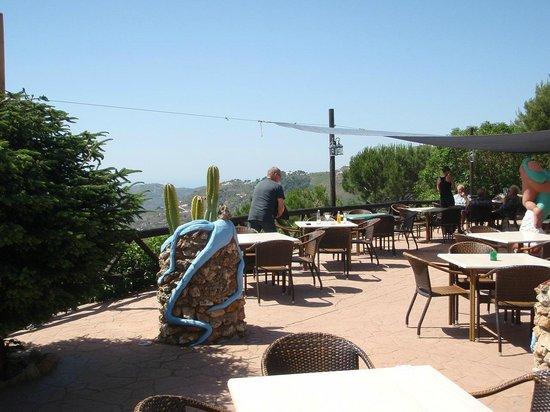 Alberdini Hotel Rural: terrace