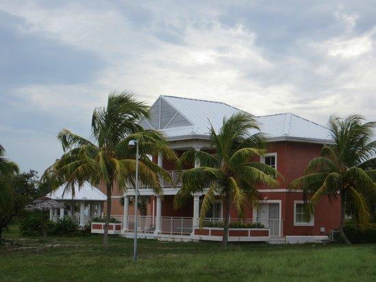 Cayo Libertad Hotel : Bungalow mit 4 Zimmer-Einheiten