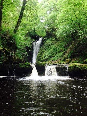 Waterfalls Centre: Einon Gam