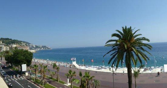 Hotel Cresp : Splendida vista dal terrazzo (promenade)