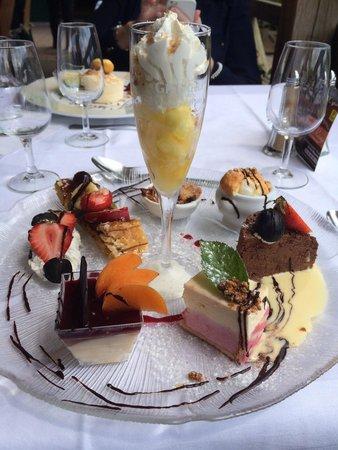 Hotel Restaurant Beau Rivage: Assiette gourmande, très gourmande :):)