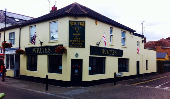 Whites Pie & Mash Shop