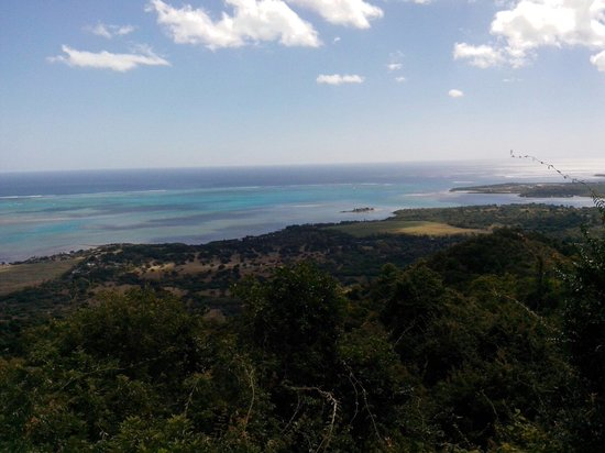 Sugar Beach Golf & Spa Resort: Meravigliosa vista Mauritius