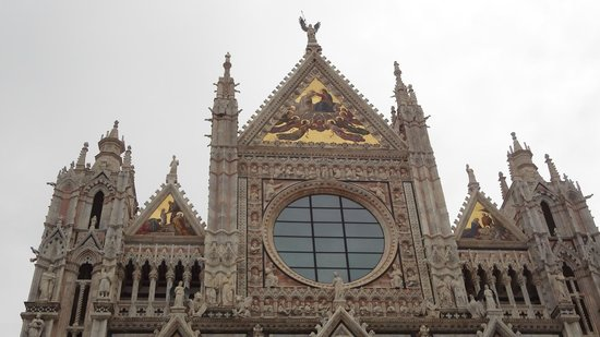 Walkabout Florence Tours : at siena