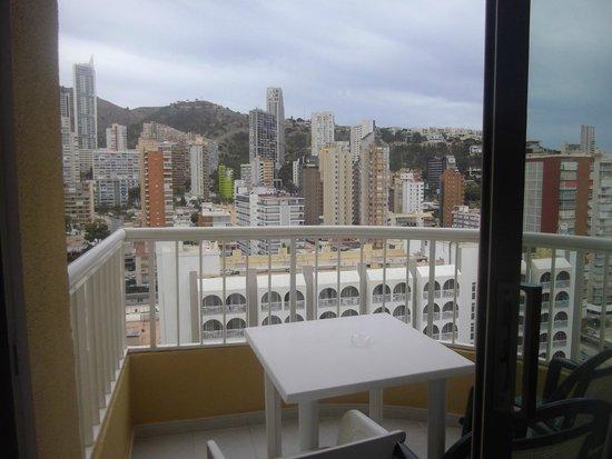 Sol Pelícanos Ocas: balcony view