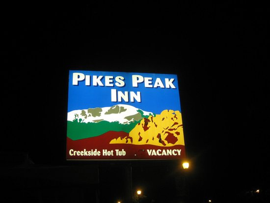 Pikes Peak Inn : great place to stay