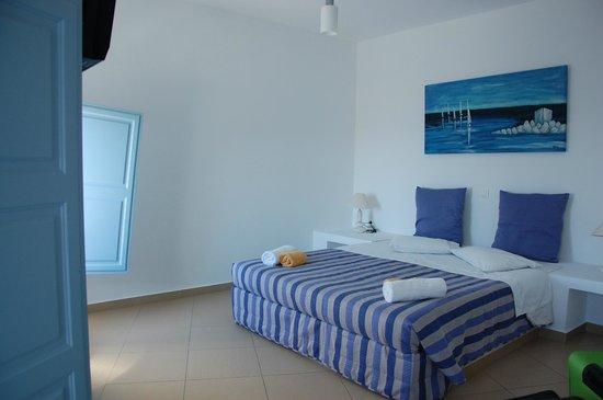 Apanemo : ein Zimmer