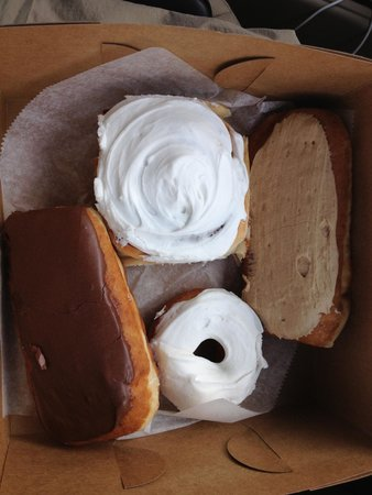 Bloedow Bakery: They don't get any fresher than this! All delicious!