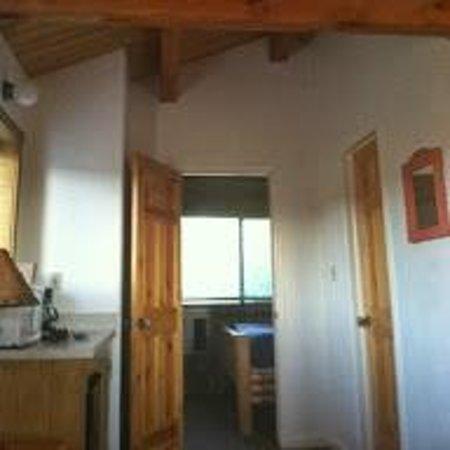 Zion Ponderosa Ranch Resort: Cabin Suite interior