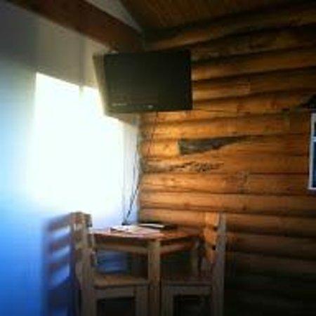 Zion Ponderosa Ranch Resort: Interior of Cabin Suite