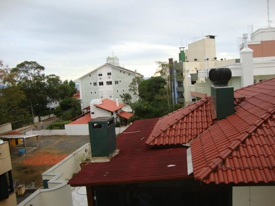 Mar de Canasvieiras Hotel & Eventos: vejam a vista linda.....aff