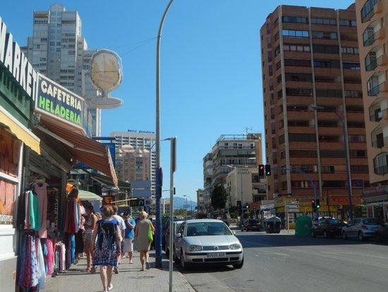 Sol Pelícanos Ocas: around the town
