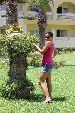 Dessole Abou Sofiane Resort : на территории отеля