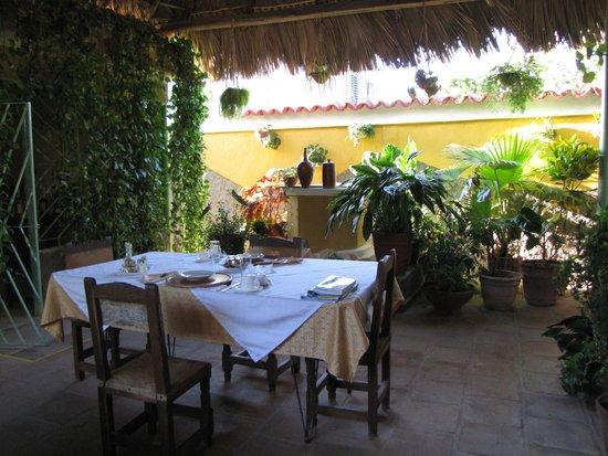 Hostal Dona Barbara: Dining Area