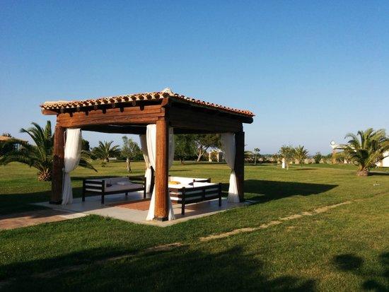 Hotel Garden Beach : Pavillion