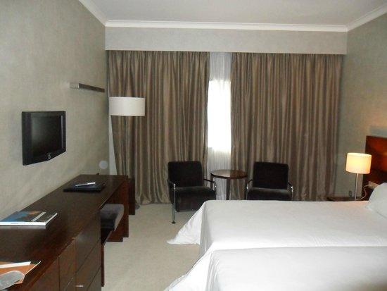 Hotel Olissippo Oriente : Camera